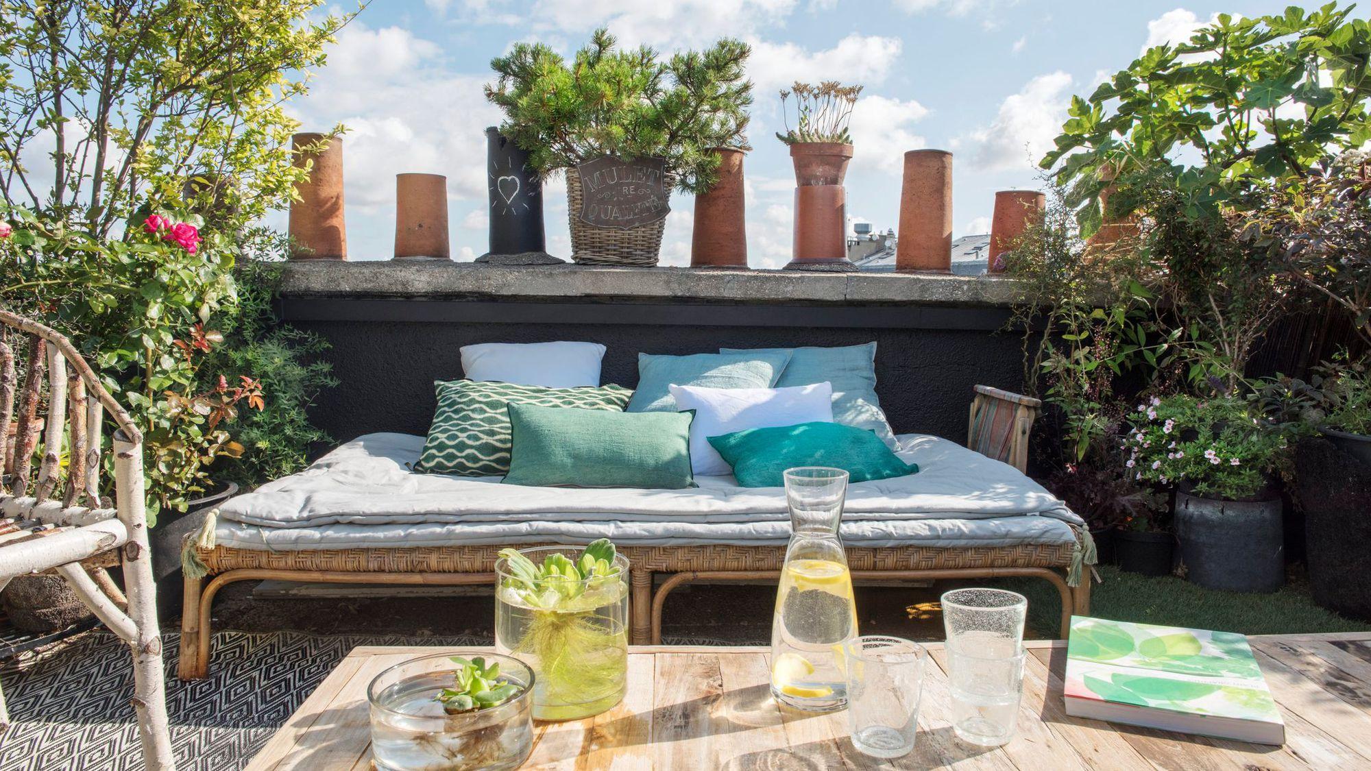 créer une terrasse extérieur : nos conseils - jardiner facile