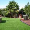 pelouse synthétique